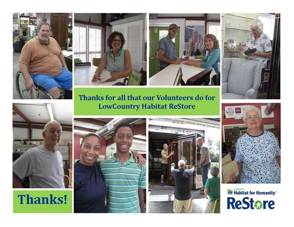 ReStore Volunteers