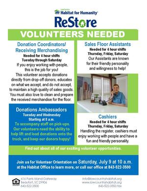 JUL2016 web ReStore Volunteer Opportunities -  2