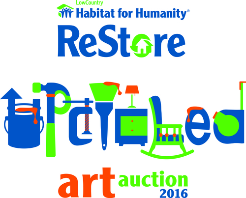 UpcycledArtAuction2016
